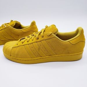 Adidas Originals Superstar RT Yellow Shoes…